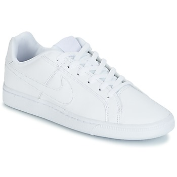 Skor Pojkar Sneakers Nike COURT ROYALE GRADE SCHOOL Vit