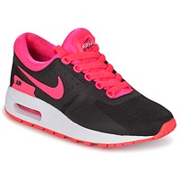 Skor Flick Sneakers Nike AIR MAX ZERO ESSENTIAL GRADE SCHOOL Svart / Rosa
