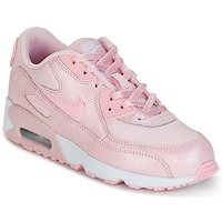 Skor Flick Sneakers Nike AIR MAX 90 MESH SE PRESCHOOL Rosa