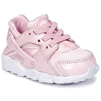 Skor Flick Sneakers Nike HUARACHE RUN SE TODDLER Rosa