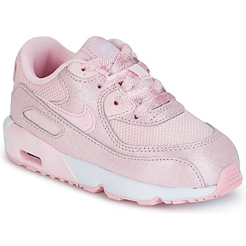 Skor Flick Sneakers Nike AIR MAX 90 MESH SE TODDLER Rosa