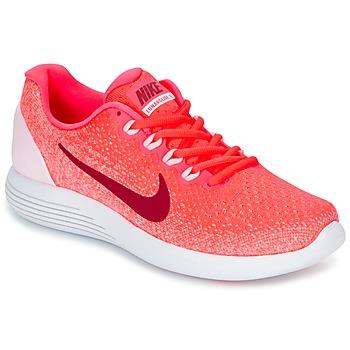 Skor Dam Löparskor Nike LUNARGLIDE 9 W Rosa