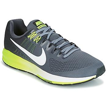 Skor Herr Löparskor Nike AIR ZOOM STRUCTURE 21 Grå