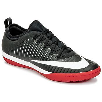 Skor Herr Fotbollsskor Nike MERCURIALX FINALE II IC Svart / Vit / Röd