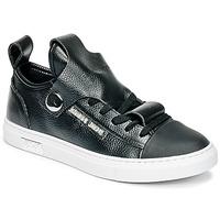 Skor Dam Sneakers Armani jeans RATONE Svart
