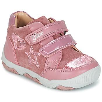 Skor Flick Sneakers Geox B N.BALU' G. C Rosa