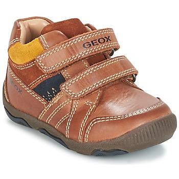 Skor Pojk Sneakers Geox B N.BALU' B. B Brun