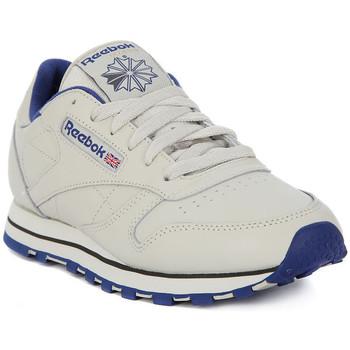 Skor Herr Sneakers Reebok Sport CLASSIC LTHR Beige