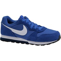 Skor Barn Sneakers Nike Md Runner GS  807316-406 Blue,White