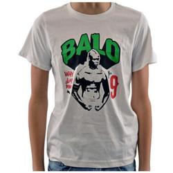 textil Barn T-shirts Puma  Vit