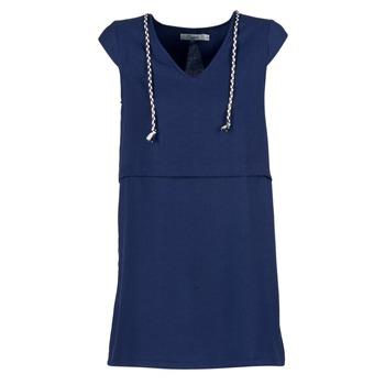 textil Dam Korta klänningar Casual Attitude GELLE Marin