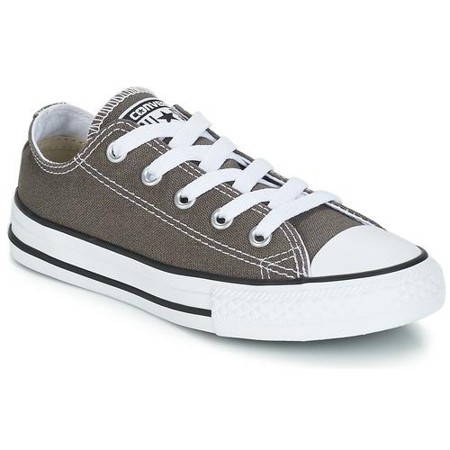 Skor Barn Sneakers Converse CHUCK TAYLOR ALL STAR SEAS OX Grå