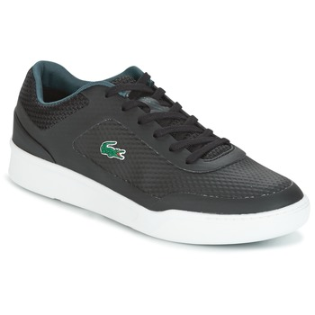 Skor Herr Sneakers Lacoste EXPLORATEUR SPORT Svart / Grön