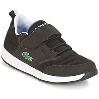 Skor Barn Sneakers Lacoste L.IGHT Svart / Grå