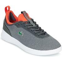 Skor Herr Sneakers Lacoste LT SPIRIT 2.0 Grå / Röd