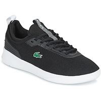 Skor Herr Sneakers Lacoste LT SPIRIT 2.0 Svart / Vit