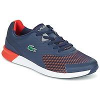 Skor Herr Sneakers Lacoste LTR.01 Marin / Röd