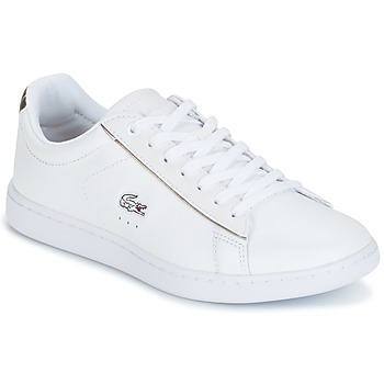 Skor Dam Sneakers Lacoste CARNABY EVO Vit