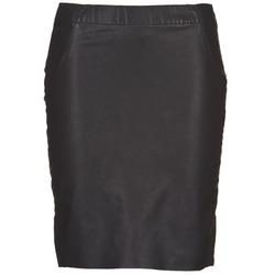 textil Dam kjolar Vero Moda JUDY Svart