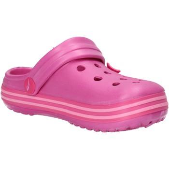 Skor Pojkar Sandaler Everlast sandali rosa gomma AF849 Rosa