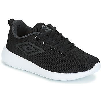 Skor Pojk Sneakers Umbro DENFORD Svart