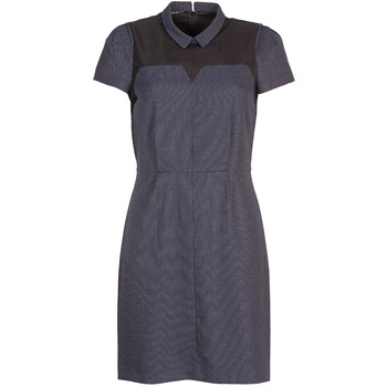 textil Dam Korta klänningar Kookaï LAURI Marin