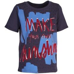 textil Dam T-shirts Kookaï EDITH Marin