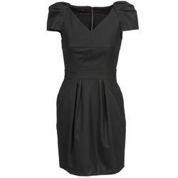 textil Dam Korta klänningar Kookaï CHRISTA Svart