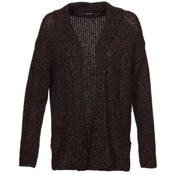 textil Dam Koftor / Cardigans / Västar Kookaï BECCA Svart