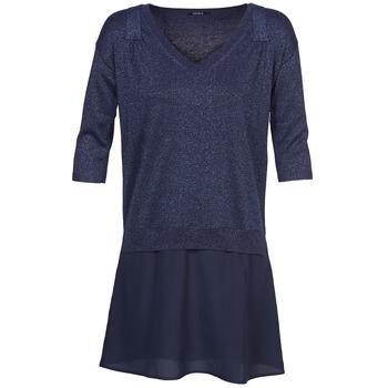 textil Dam Korta klänningar Kookaï DENICE Marin