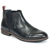 Skor Herr Boots Tommy Hilfiger TOMMY COLTON 11A Svart