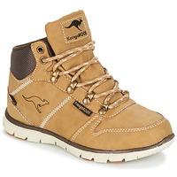 Skor Pojk Boots Kangaroos BLUERUN 2098 Honung