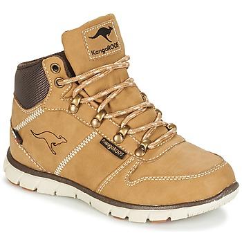 Skor Pojkar Boots Kangaroos BLUERUN 2098 Honung