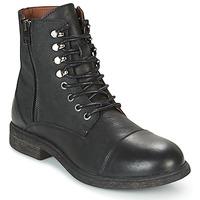Skor Herr Boots Selected TREVOR Svart