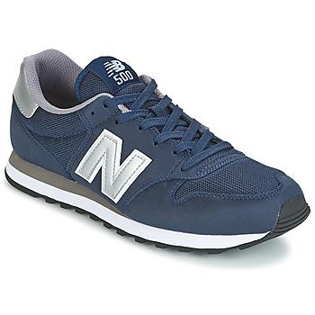 Skor Herr Sneakers New Balance GM500 Marin