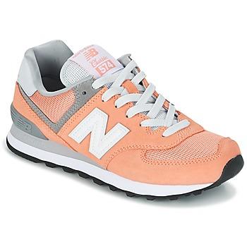 Skor Dam Sneakers New Balance WL574 Persika