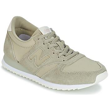 Skor Dam Sneakers New Balance WL420 Beige