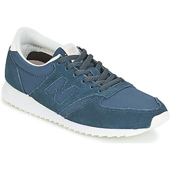Skor Dam Sneakers New Balance WL420 Blå