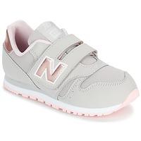 Skor Flick Sneakers New Balance KV373 Grå / Rosa