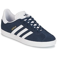 Skor Barn Sneakers adidas Originals GAZELLE J Marin