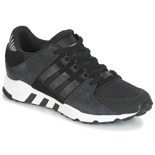 Skor Herr Sneakers adidas Originals EQT SUPPORT RF Svart