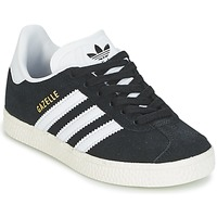 Skor Barn Sneakers adidas Originals GAZELLE C Svart