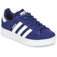 Skor Pojkar Sneakers adidas Originals CAMPUS C Marin