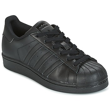 Skor Barn Sneakers adidas Originals SUPERSTAR Svart