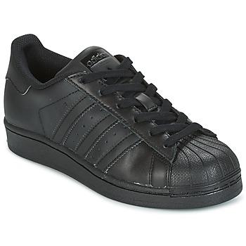 Skor Barn Sneakers adidas Originals SUPERSTAR Svart