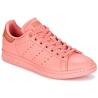 Skor Dam Sneakers adidas Originals STAN SMITH Rosa