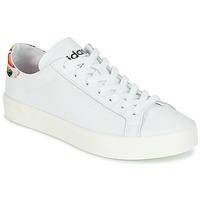 Skor Dam Sneakers adidas Originals Court Vantage Vit