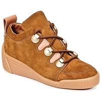 Skor Dam Sneakers See by Chloé FLAVI Brun