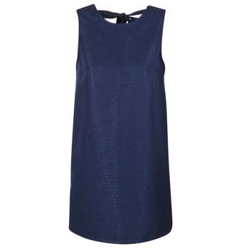 textil Dam Korta klänningar Casual Attitude GADINE Marin