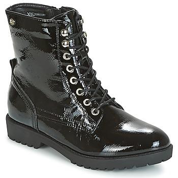 Skor Dam Boots Xti PAMIDI Svart